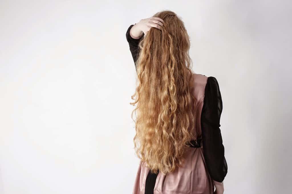 Lange und gesunde Haare