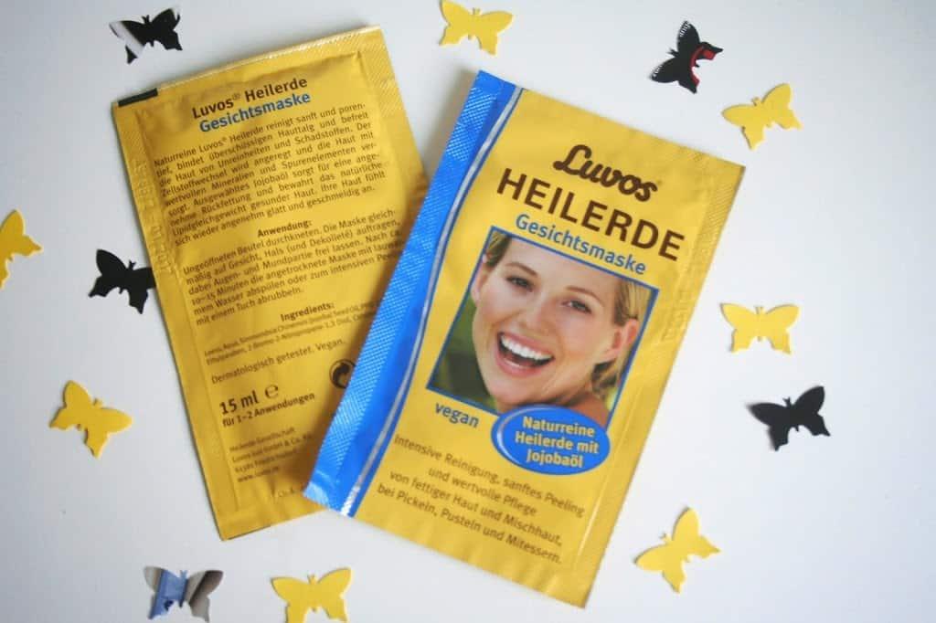 Luvos Heilerde Maske Review