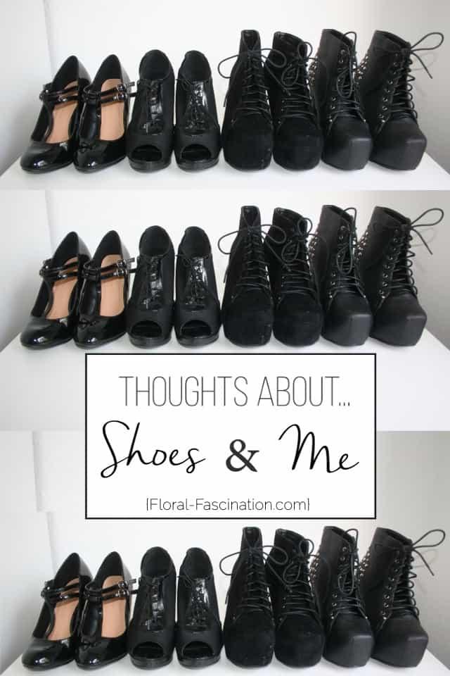 Hassliebe Schuhe