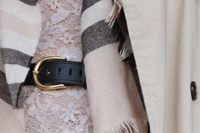 Trenchcoat Burberry Louis Vuitton