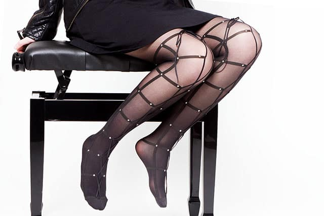 Wolford Alicia Tights Outfit