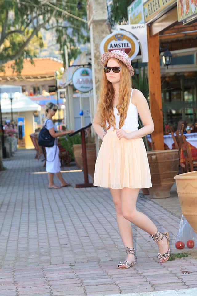 Kreta Summer Beach Outfit