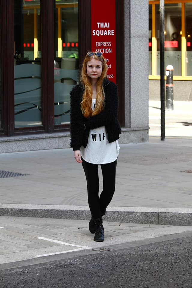 London City Girl Outfit