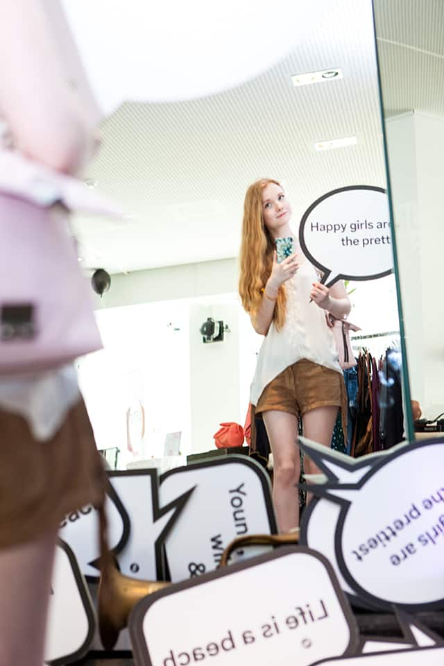 Falsche Modeblogger Szene Thoughts Anti Anti