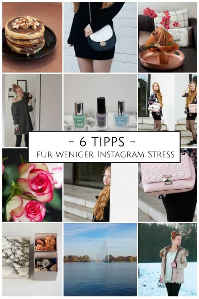 6 Tipps für weniger Instagram Stress Follower Essena O Neill Bloggen Erfolgsdruck