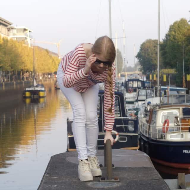 Fashionblog Outtakes Floral Fascination Oldenburg Bremen Lustig