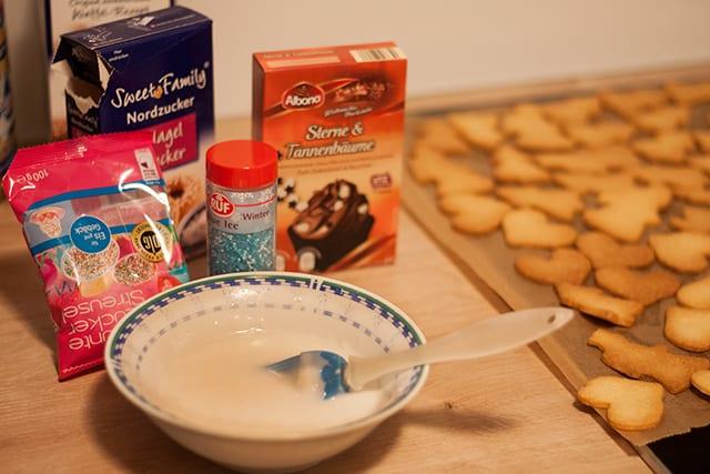 Weihnachtsplaetzchen Kekse Grundrezept Einfach Lecker