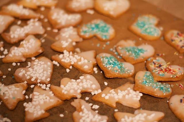 Weihnachtsplätzchen Lecker De.Das Allerbeste Weihnachtsplätzchen Grundrezept Fee Schoenwald