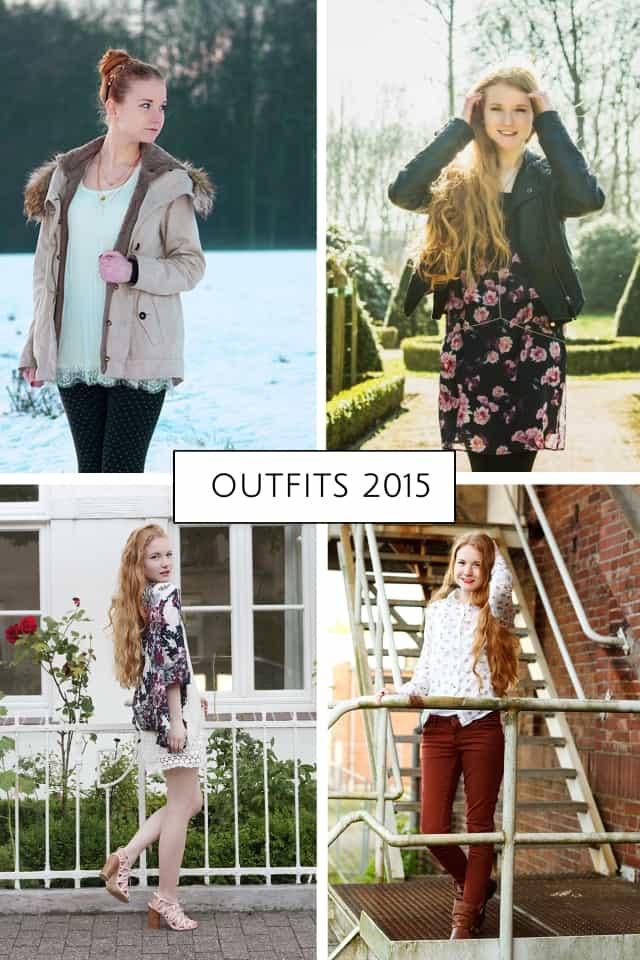 Jahresrückblick 2015 Outfits
