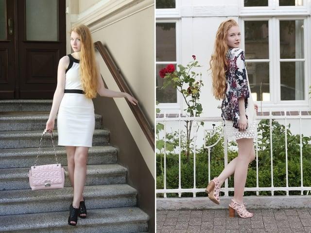 Jahresrückblick 2015 juli august Outfits