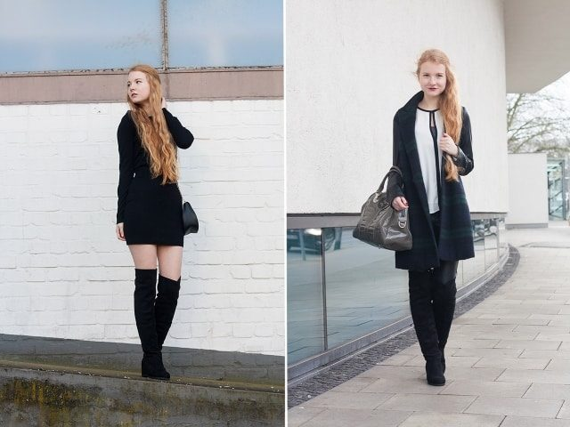 Jahresrückblick 2015 november dezember Outfits