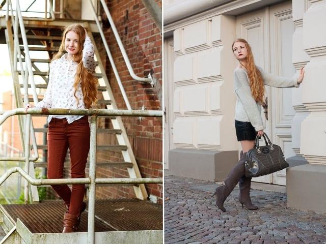 Jahresrückblick 2015 september Outfits
