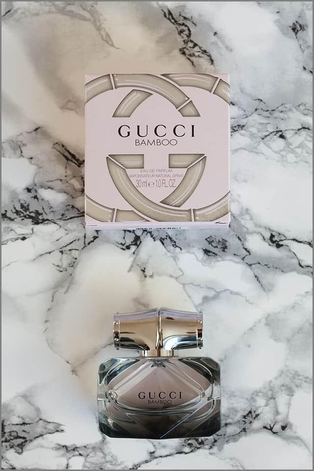Weihnachts Adventskalender Gewinnspiel Gucci Bamboo Parfuem 30ml