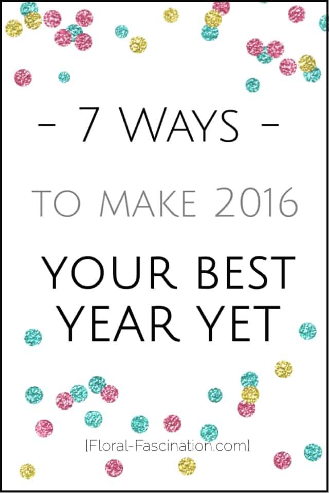 3. Das Beste aus dem neuen Jahr machen Tipps Modeblog Oldenburg
