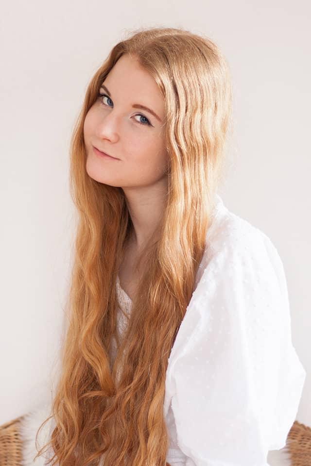 Wie kommt man von rote haare auf blond