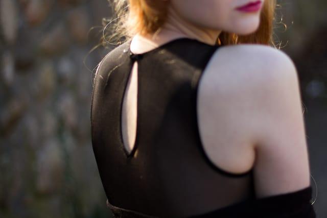 Transparenten Body alltagstauglich kombinieren Outfit Blogger Bremen Oldenburg