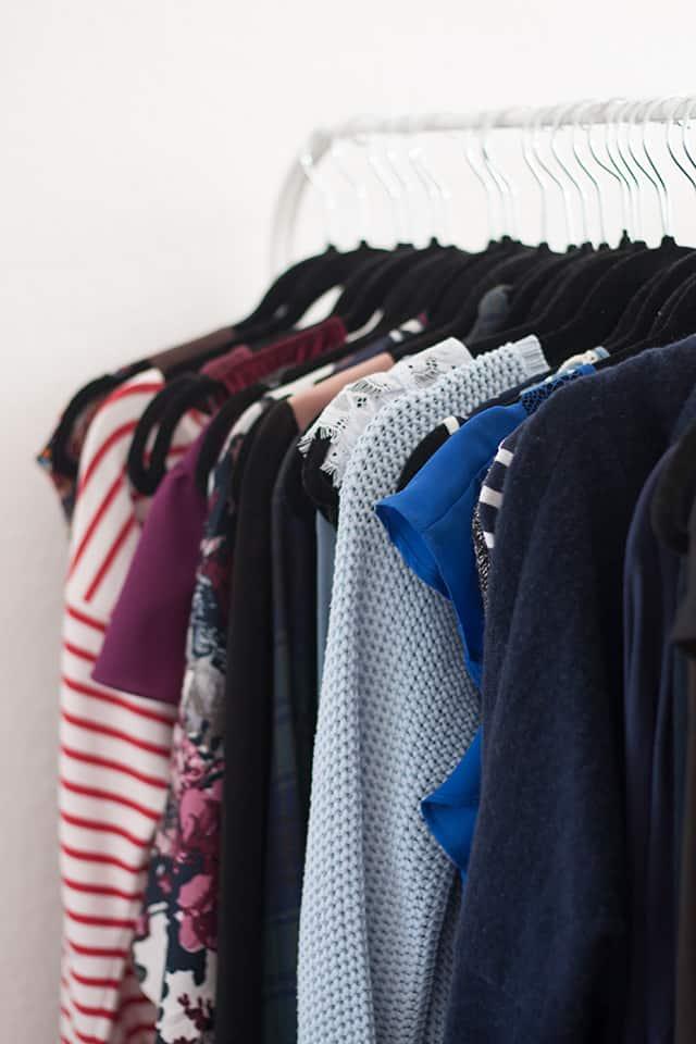 Kleiderschrank begehbar günstig Ikea Brusali Mulig
