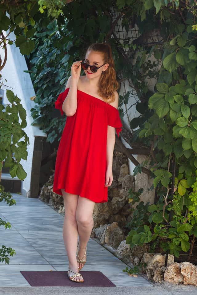 {Outfit} Lässige Sommer Trends auf Kreta