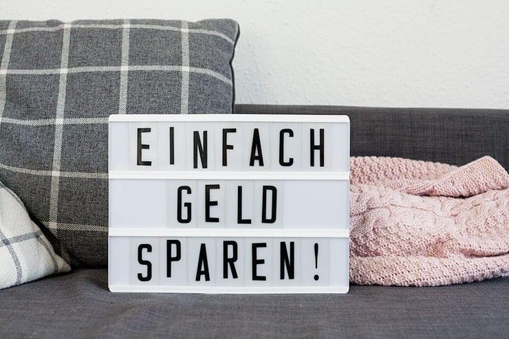 7 tipps um im haushalt geld zu sparen fee schoenwald modeblog aus bremen oldenburg. Black Bedroom Furniture Sets. Home Design Ideas