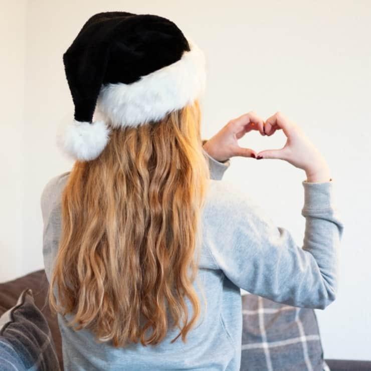 Juniqe Weihnachtspullover kombinieren Gemütliches Adventsoutfit