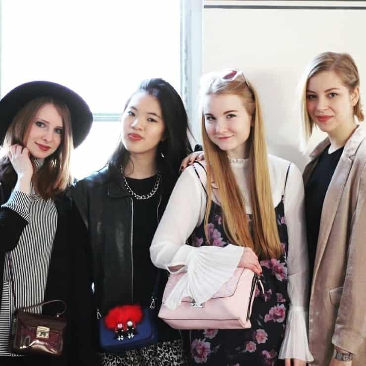 Modeblogger beim Styleranking Fashionblogger Cafe 2017