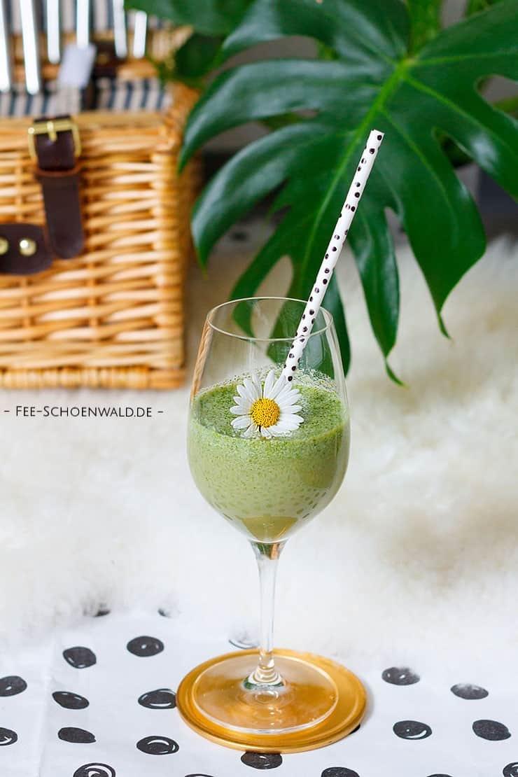 Grüne Smoothies für Anfänger Rezept