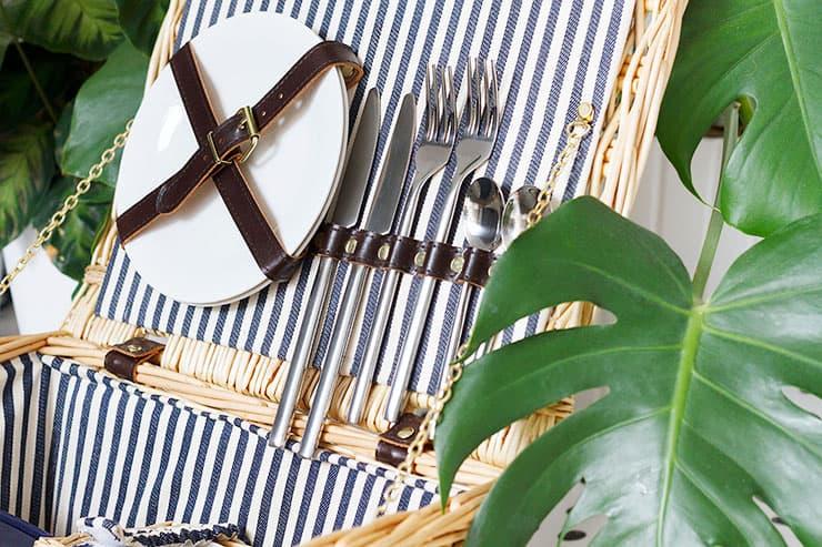 Picknickkorb Wayfair Einfache Rezepte zum Mitnehmen