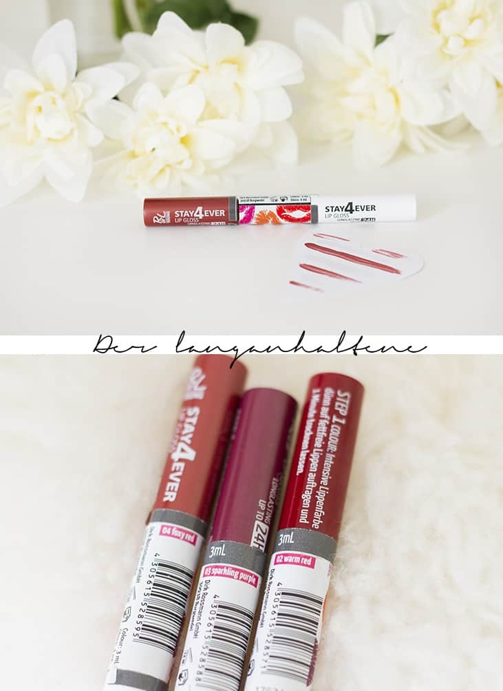 Rival de Loop Young Stay Forever Lipgloss