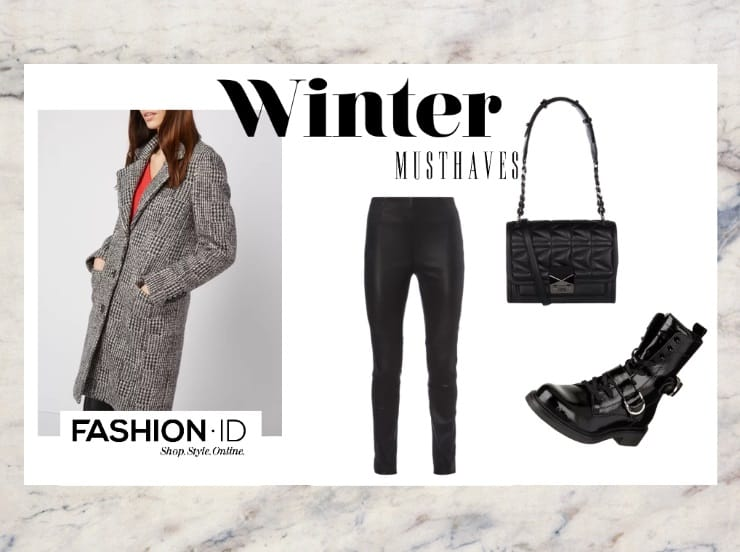 Winter Musthaves Inspiration Fashionid
