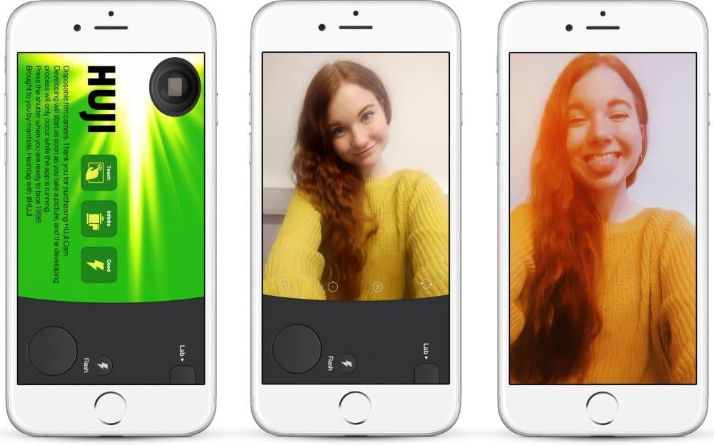 Fee Schoenwald Huji App Vintage Effekt Instagram Bilder