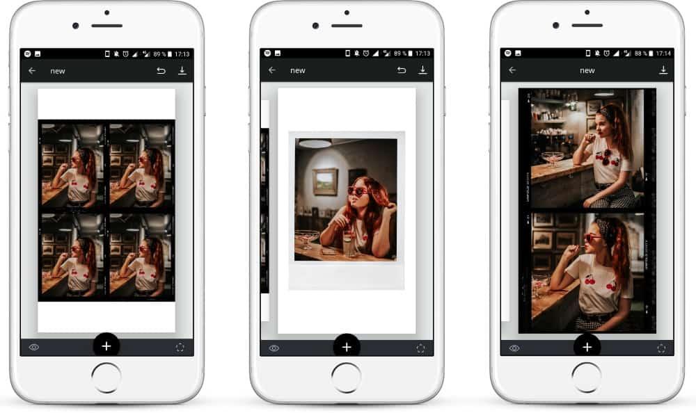 Unfold App Instagram Stories Vintage Effekt Kostenlos