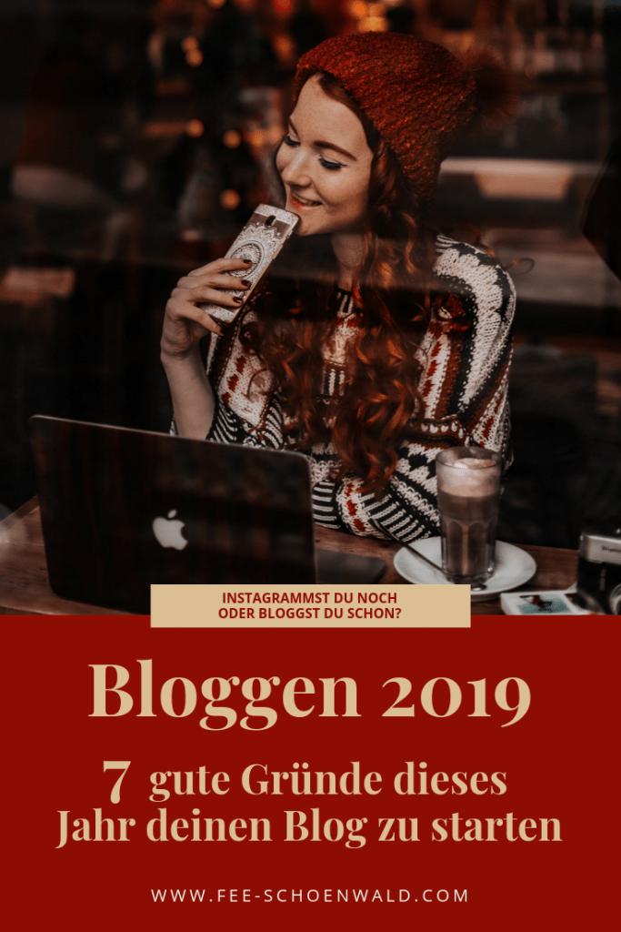 Warum bloggen Gute Gründe einen Blog zu starten