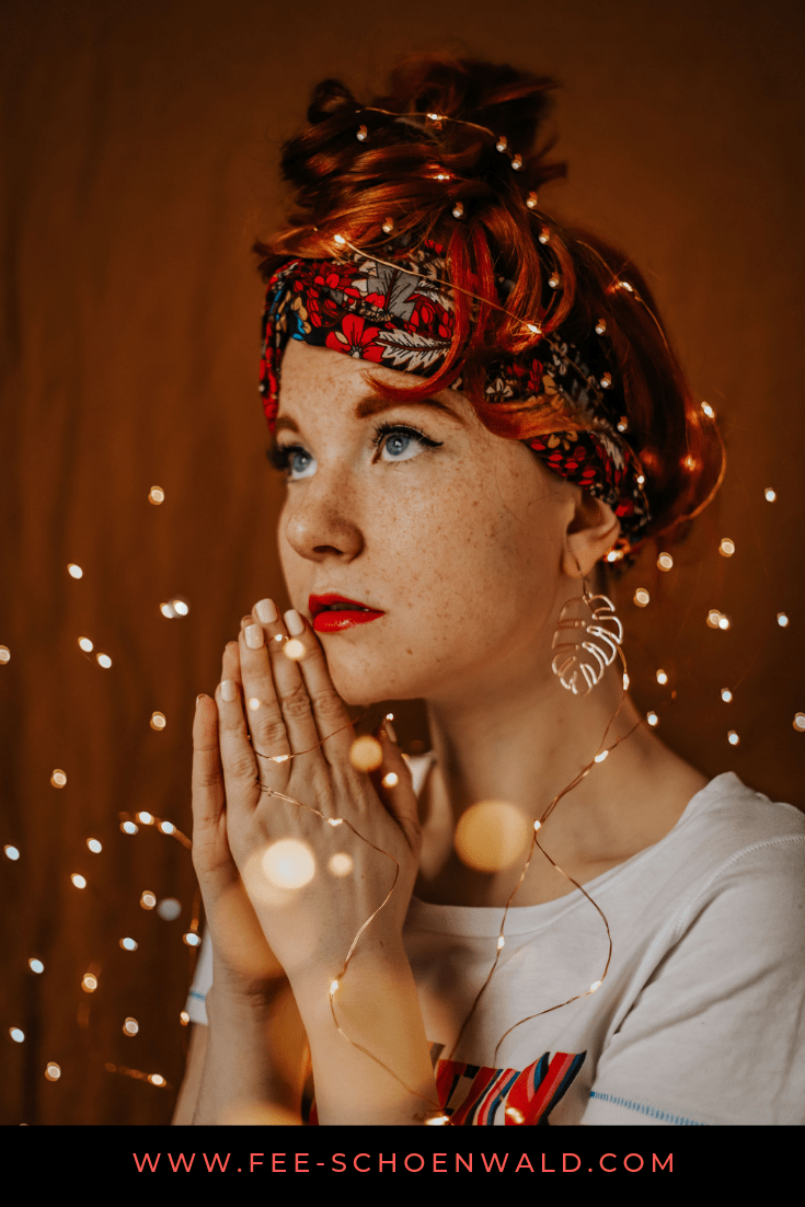 Sommersprossen mit henna