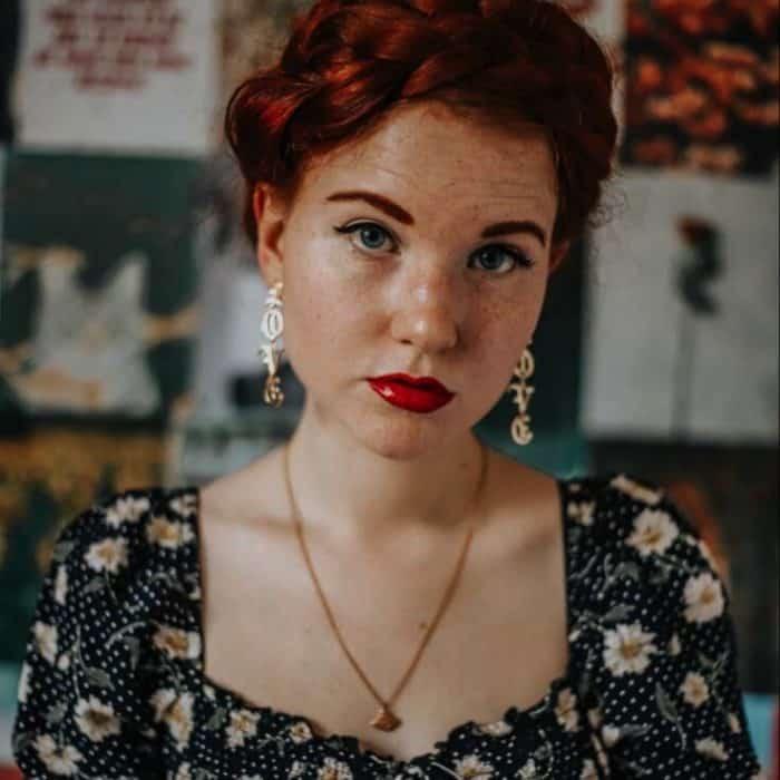 Richtig schminken für Fotoshootings Tips Fee Schoenwald