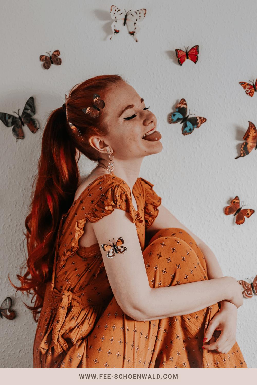8 Foto-Ideen für Zuhause Schmetterling Fee Schoenwald