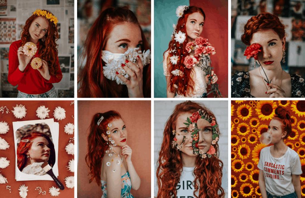 8 Fotoideen mit Blumen Sammelpost Fazit Fee Schoenwald
