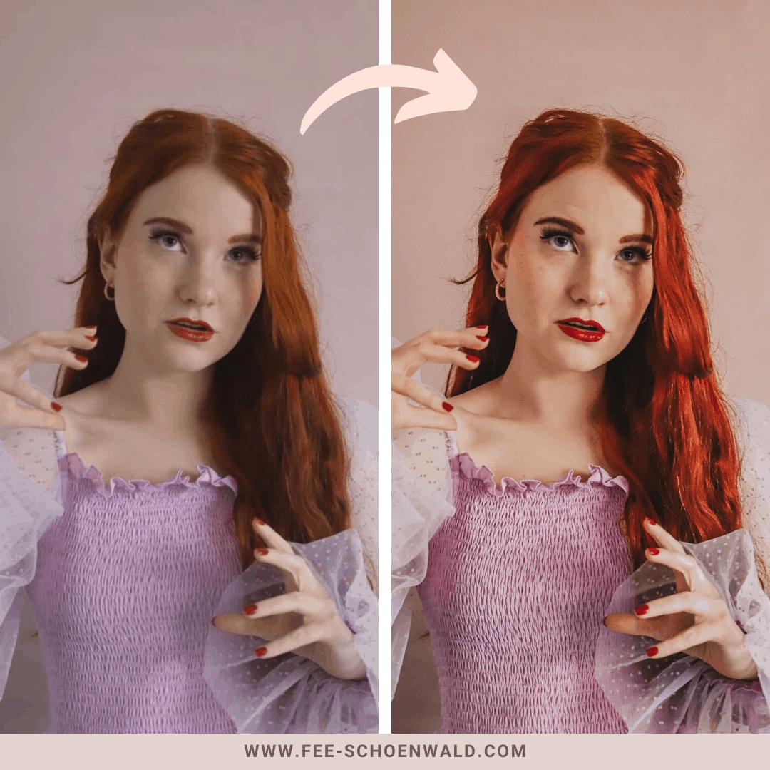 Foto Tutorial Elsa Preset Vergleich Fee Schoenwald