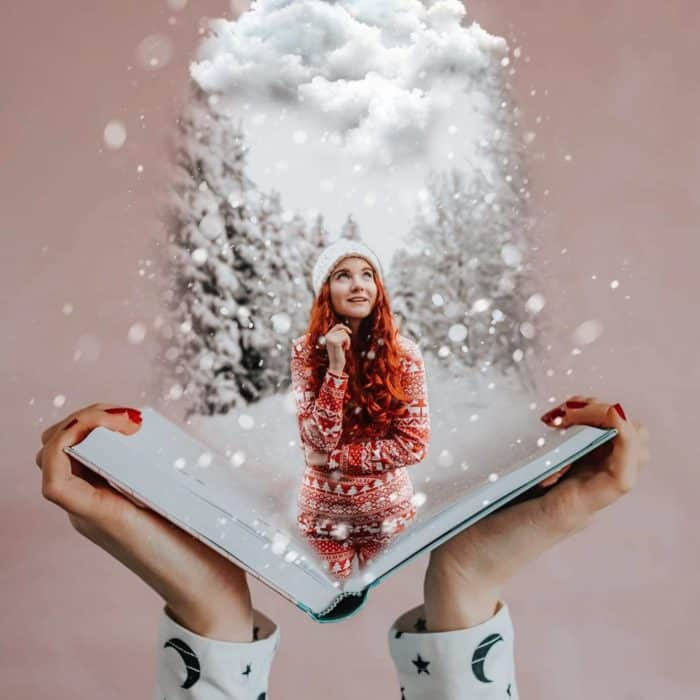 Foto Tutorial Book of Snow Fee Schoenwald