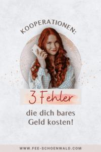 3 Fehler Fee Schoenwald