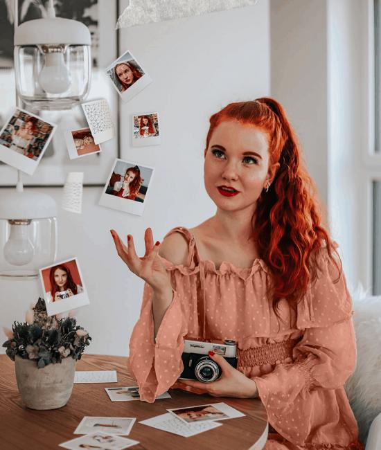 Fee Schoenwald Instagram Expertin Kreative Fotografie Bremen